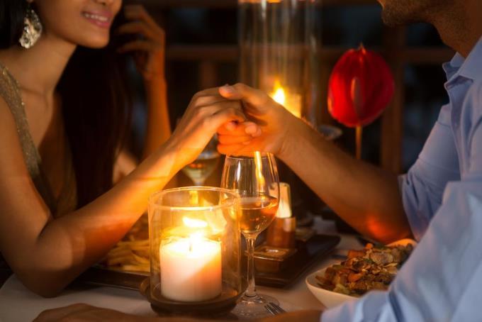 "День Святого Валентина в ресторане ""Grand Piano"""