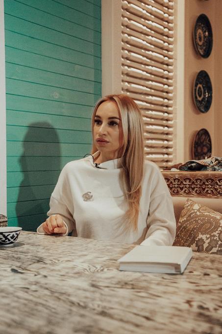 Интервью с Ольгой Стрельцовой