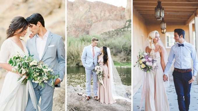 Свадьба в жару – все продумано!