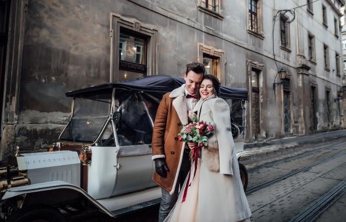 5 причин провести весілля у Львові