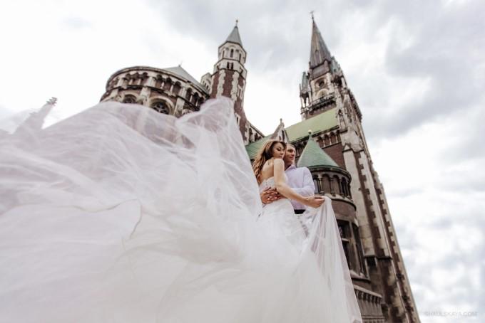 Весілля у Львові
