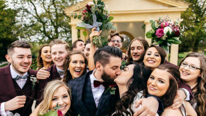 Таймінг весільного дня