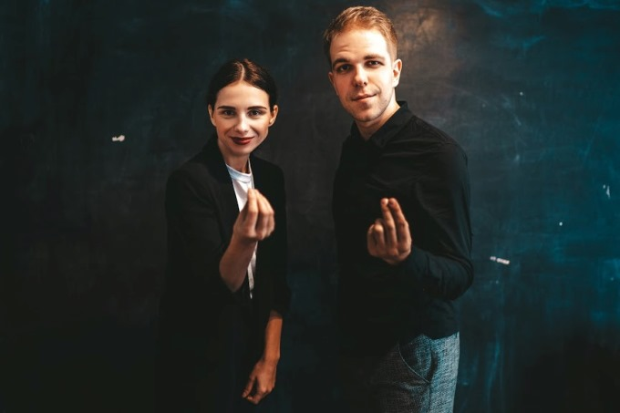 Вячеслав Матюхин & Дарья Власенко.