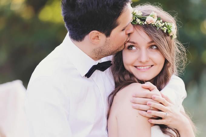 Позы для свадебной фотографии