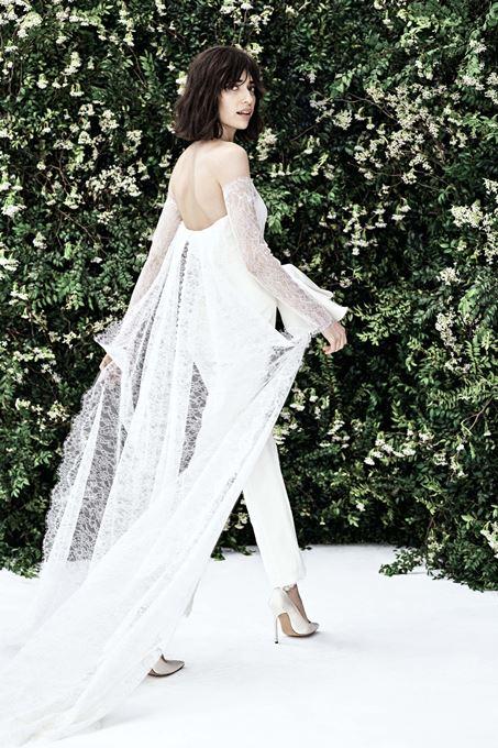 Модные тенденции в свадебных нарядах