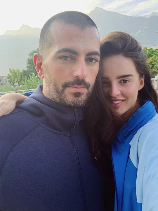 Анна Андрес и Давид Барокас