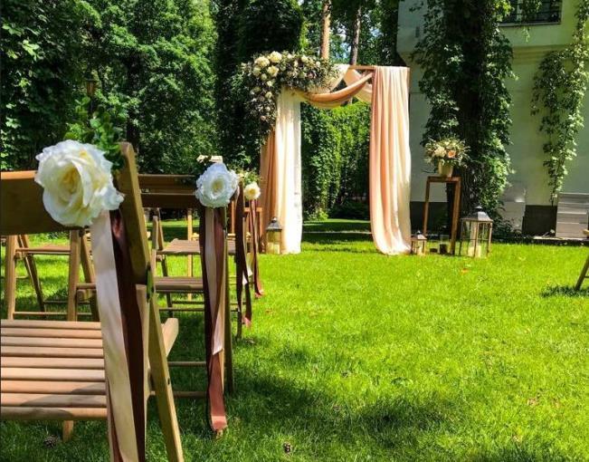 Загородный ресторан для свадьбы