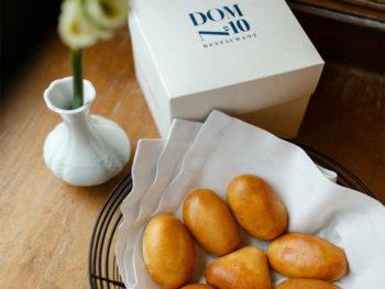 Доставка блюд или take away из ресторана DOM №10