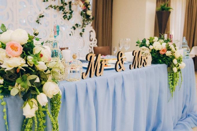 Проведение свадебного торжества в ресторане Voyager