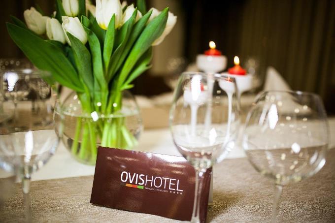 В гостях у Ovis Hotel