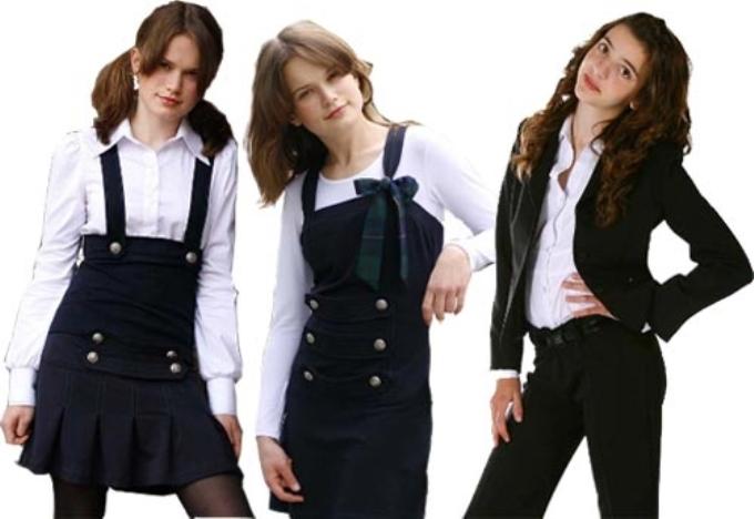 Как одевать подрастающую модницу