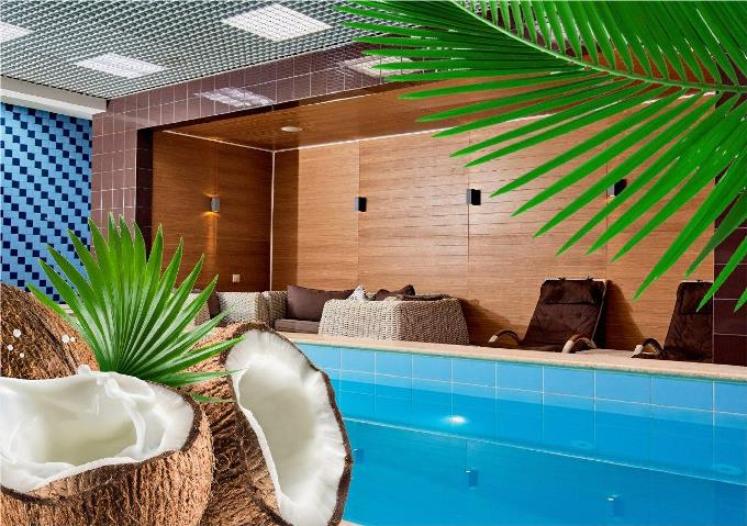 Кокосовый рай – экзотическая СПА-программа от отеля OVIS!