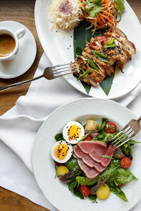 Ділові обіди – нове спеціальне меню у DOM №10