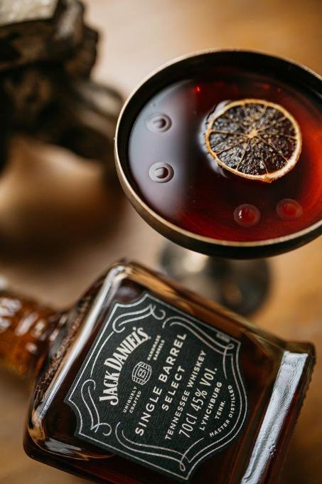 Особливе меню коктейлів до трюфельного сезону в DOM №10