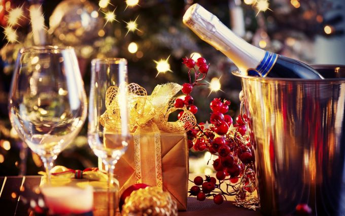 Новогодняя Ночь в Премьер Отеле Лыбидь