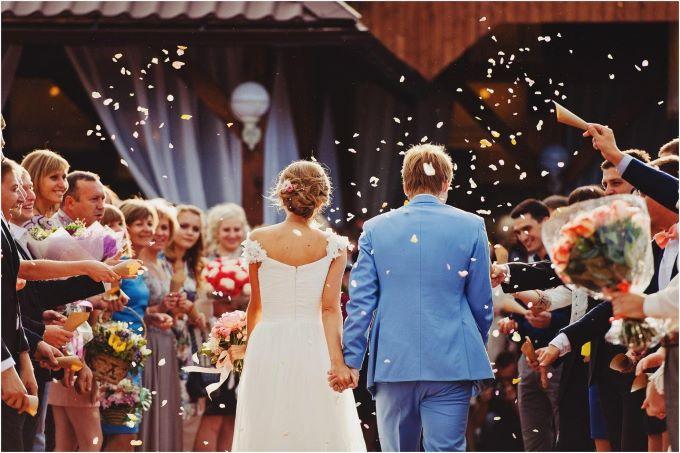 Как сделать виртуальные пригласительные на свадьбу