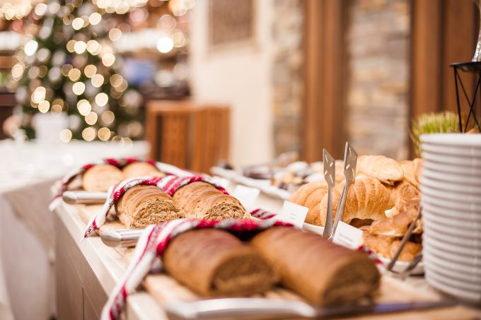 Завтраки в Премьер Отель Лыбидь