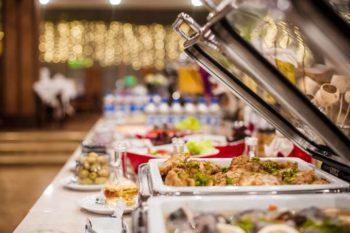 Завтраки в Премьер Отеле Лыбидь