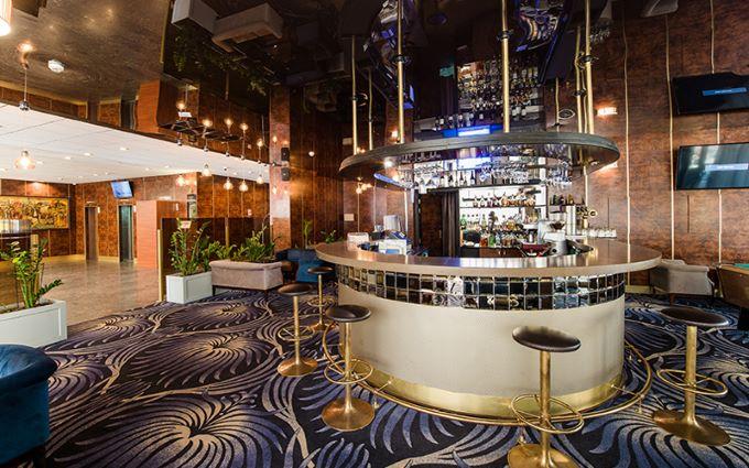 Лобби-бар Премьер Отель Лыбидь открыт