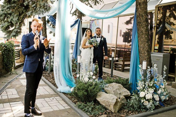 Свадьба на площади Победы