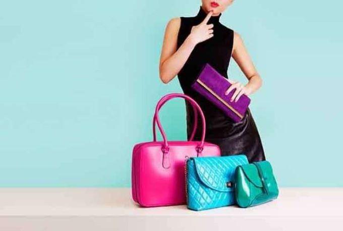 Как быстро и легко почистить женскую сумку
