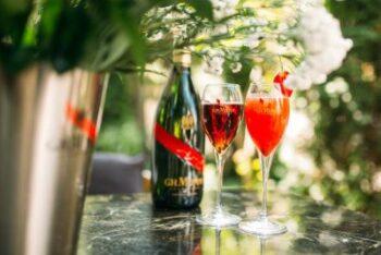 Летнее предложение от Mumm Champagne и DOM №10