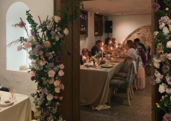 Свадьба мечты в доме, где 200 лет царит любовь.