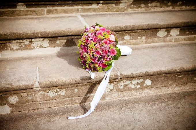 как самостоятельно составить красивый букет невесты
