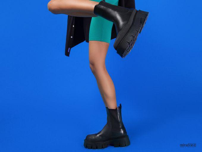 Трендовые модели ботинок на осень