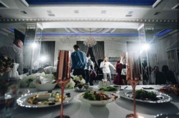 Заплануй святковий захід у ресторані TINATIN